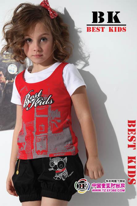 品牌童装BEST KIDS合肥万千精品百货BK专柜盛大开幕  生活